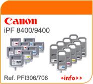 Tintas Canon PFI306