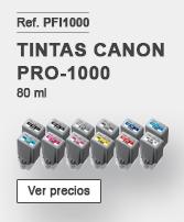 Tintas Canon PFI1000