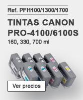 Tintas Canon PFI1300
