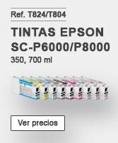 Tinta Epson SC-P6000/P8000