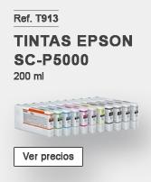 Tinta Epson SC-P5000