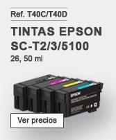 Tinta Epson SC-T2100/T3100