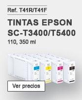 Tinta Epson SC-T3400-T5400