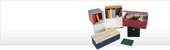 Cajas y Carpetas Proyectos