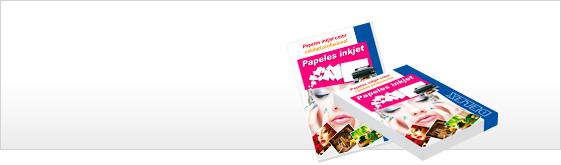 Papeles Ink-jet A4, A3, A3+