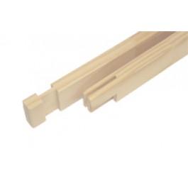 Listones madera para marcos madera
