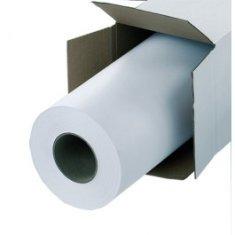 Bobina de papel blanco para planos