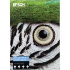 Epson Cotton Textured Bright A2