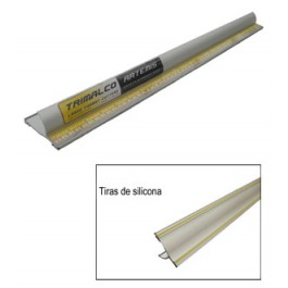 Regla Trimalco Artemis aluminio
