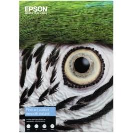 Epson Cotton Textured Natural A2