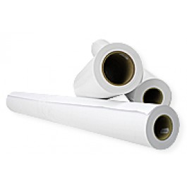 papel plotter amarillo rollo