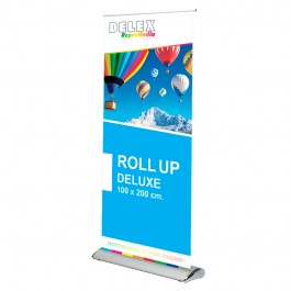 Banner Roll-up deluxe