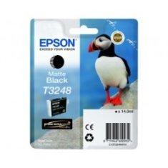 Tinta Epson Negro Mate T3248