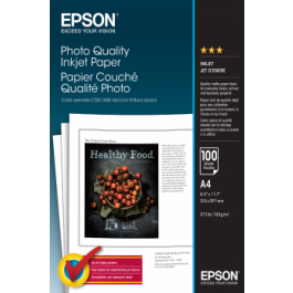 Epson Photo quality Paper A3
