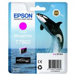Tinta Epson T7603