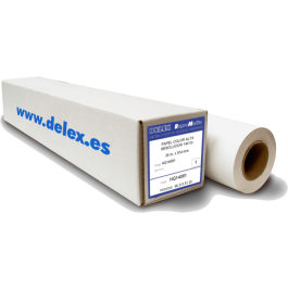 Polipropileno blanco para roll-up