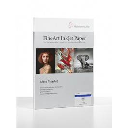 Papel Hahnemuhle Photo RAG 308 A4