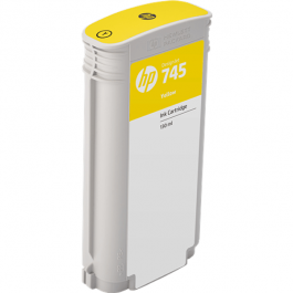 Tinta HP 745 amarillo