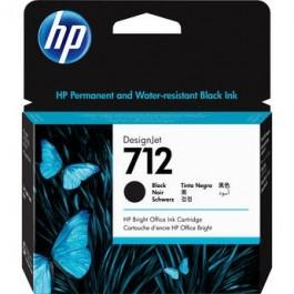 Cartucho tinta HP T712 Negro 3ED71A