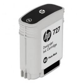 Tinta HP 727 C1Q11Q Negro mate
