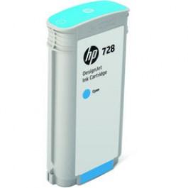Tinta HP 728 F9J67A