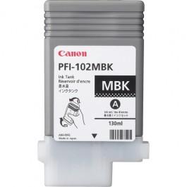 Tinta Canon PFI-102MBK