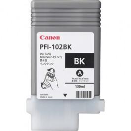 Tinta Canon PFI-102BK