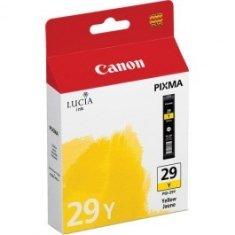 Tinta Canon PFI-29Y Pixma pro 1