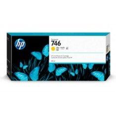 Tinta HP 746 Amarillo de 300 ml.