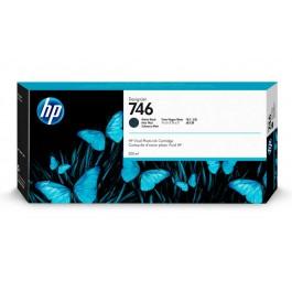 Cartucho tinta HP 746 Matte Black 300 ml.