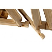Liston bastidor de madera