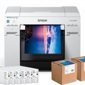 Impresora Epson Surelab D800