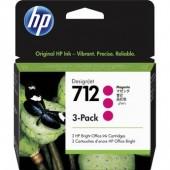 Cartucho tinta HP T712 3ED78A