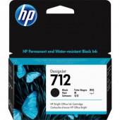 Cartucho tinta HP 712 Negro
