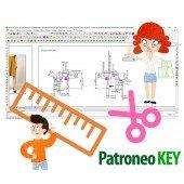 Patroneo Key patronaje