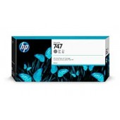 Cartucho tinta HP 747 Gris P2V86A